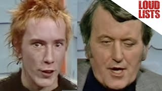 Download 10 Times Johnny Rotten Outclassed Interviewers Video