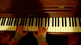 Download In the mood on piano Video