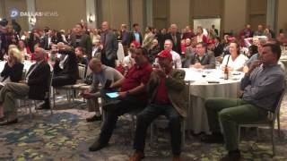 Download Scene at the Dallas County Republican watch party Video