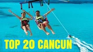 Download TOP 20 THINGS TO DO IN CANCUN Video