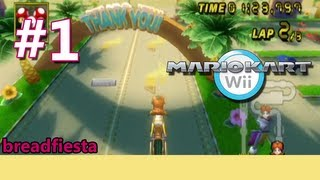 Download Let's Play Mario Kart Wii - Time Trials (Unlocking Baby Luigi) Video