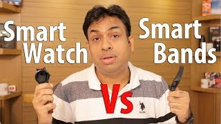 Download Smart Watches Vs Smart Fitness Bands My Experience After Using Both Video