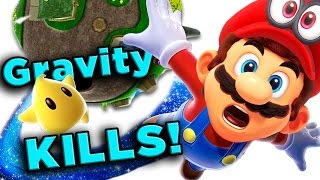 Download Super Mario Galaxy's DEADLY Physics! | The SCIENCE! ...of Super Mario Galaxy Video