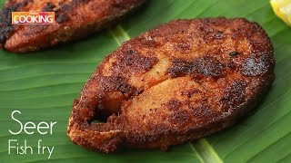 Download Seer Fish fry   Non-veg Starters   Ventuno Home Cooking Video