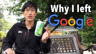 Download Why I left my job at Google (as a software engineer) Video