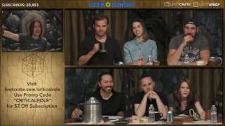Download Scanlan - ″Do you spice?″ Critical Role Video