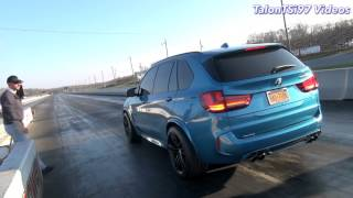 Download Tuned BMW X5M is a M3 Slayer! Dig & Roll Video