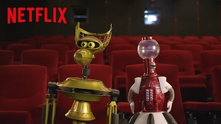Download MST3K | Tom Servo & Crow Watch Netflix [HD] | Netflix Video