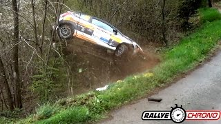 Download Best of Rallye 2016 Crash Mistakes Highlights [HD] - RallyeChrono Video