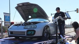 Download Dynoing The Supra And Setting A New Record! Video