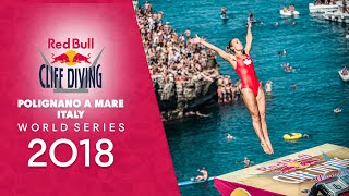 Download Red Bull Cliff Diving World Series 2018 Italy LIVE Video