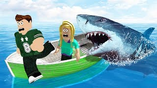 Download FLEE FROM THE ANGRY SHARK! (Roblox) Video