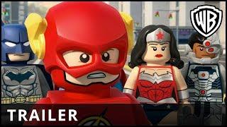 Download LEGO DC Super Heroes The Flash - Official Trailer - Warner Bros. UK Video