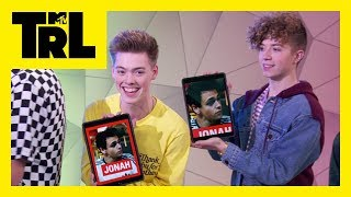 Download Who In Why Don't We Is Crushing on Selena Gomez? | 'Most Likely To...' 🌹 | TRL Weekdays at 4pm Video