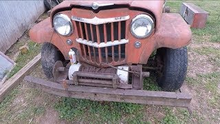 Download Willys Truck Take Two: Will it Ever Run Again & Viewer Mail Video