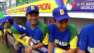 Download Brazil v USA - U-15 Baseball World Cup 2018 Video