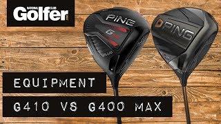 Download Ping G410 Driver vs Ping G400 Max Driver Video