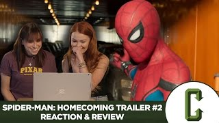 Download Spider-Man: Homecoming Trailer #2 Reaction & Review Video