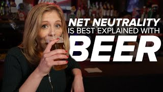 Download Net neutrality explained with beer Video