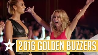 Download GOLDEN BUZZER Auditions On Britain's Got Talent 2016 Video