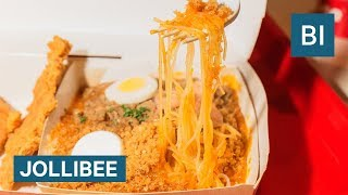 Download We Tried Jollibee — The Filipino Fast-Food Restaurant With Thousands Of Locations Around The World Video