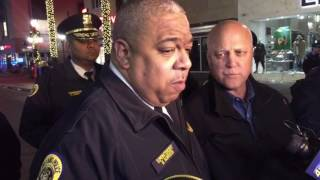 Download Chief Harrison, Mayor Landrieu provide update on shooting on Bourbon Street Video