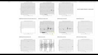Download Seismographs detect strange disturbance all across N America | Not earthquakes Video