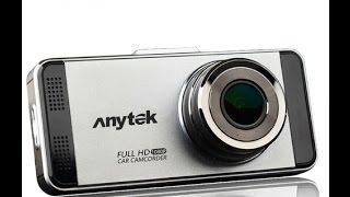 Download видеообзор видеорегистратора Anytek AT88 (тест видео) Video