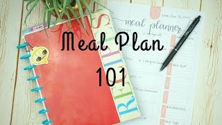 Download Meal Planning 101 / How to Meal Plan for beginners Video