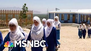 Download #GoodNewsRUHLES: Happy International Day Of The Girl! | Velshi & Ruhle | MSNBC Video