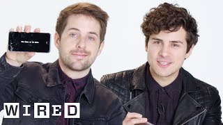 Download Smosh Shows Us the Last Thing on Their Phones | WIRED Video