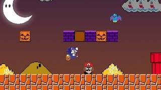 Download Mario goes Trick-or-Treating - Level UP 2018 Halloween Special Video