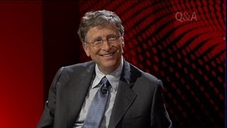 Download A Q&A Audience With Bill Gates Video