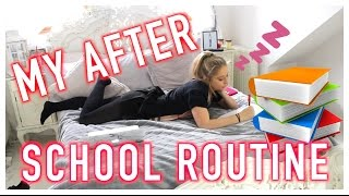 Download MY AFTER SCHOOL ROUTINE Video