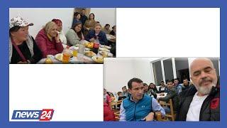 Download Tiranë, Rama e Veliaj vizitë në një nga qendrat sociale... Video