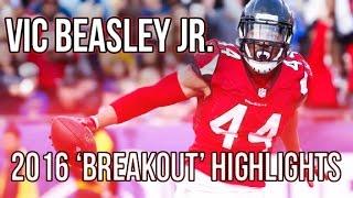 Download Vic Beasley Jr. || 2016 'Breakout' Highlights || Atlanta Falcons Video