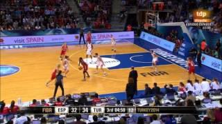 Download Mundial de baloncesto femenino 2014. Semifinal España-Turquía. Video