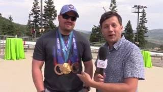 Download 2016 NVWG: USA Olympic Bobsled Gold Medalist Steven Holcomb Video