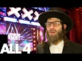 Simon Cowell & BGT Epically Pranked By Rapping Rabbi