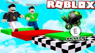 Download ROBLOX 1v1 OBBY RACE vs MY LITTLE BROTHER! IF HE WINS HE GETS MY DOMINUS! Video