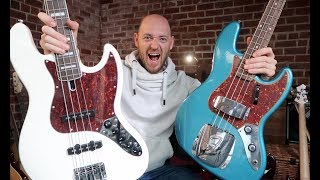 Download $499 J Bass VS $3499 J Bass... Can YOU tell the difference?! Video