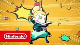 Download Sushi Striker: The Way of Sushido - Main theme karaoke version (Nintendo Switch & Nintendo 3DS) Video