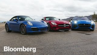 Download Who Makes the Best Luxury Sport Coupe? Video