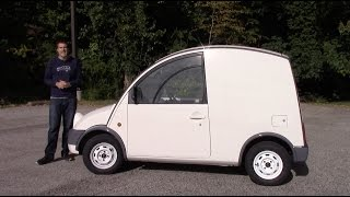 Download Nissan S-Cargo: The Crazy Quirks Video