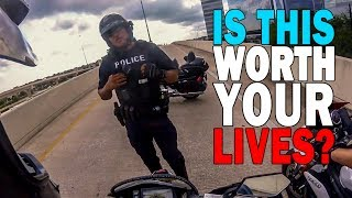 Download COOL & ANGRY COPS | POLICE vs MOTORCYCLE | [Episode 88] Video