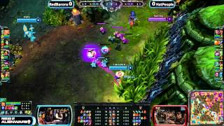 Download SXSW League of Legends All Stars Day 1 - Game 1 Video