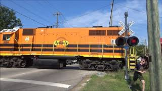 Download Selma Street Railroad Crossing #1, Dothan, AL Video