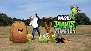 Download Real life Plants Vs Zombies And Angry Plant Birds - bowser12345 Video