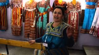 Download festival de la robe kabyle organisé à ouadhia Video