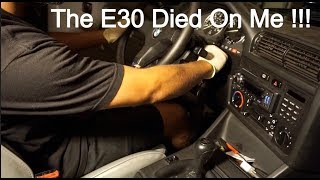 Download BMW E30 Fuel Pump Replacement ! ...E30 Died On Me !!! Video